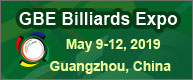 The 13th Guangzhou International Billiards Exhibition