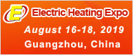 The 15th China Guangzhou International Electric Heating Exhibition 2019.