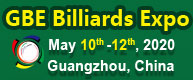 The 14th Guangzhou International Billiards Exhibition